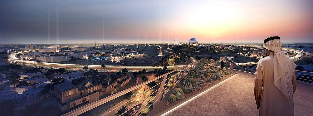 The King Salman Park in Riyadh will be four times the size of Central Park