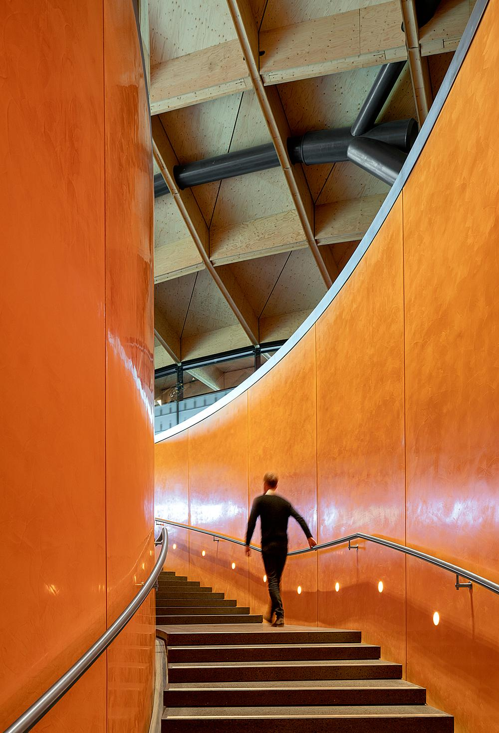 The Macallan Distillery has been shortlisted for the RIBA Stirling Prize / Photo: ©Joas Souza
