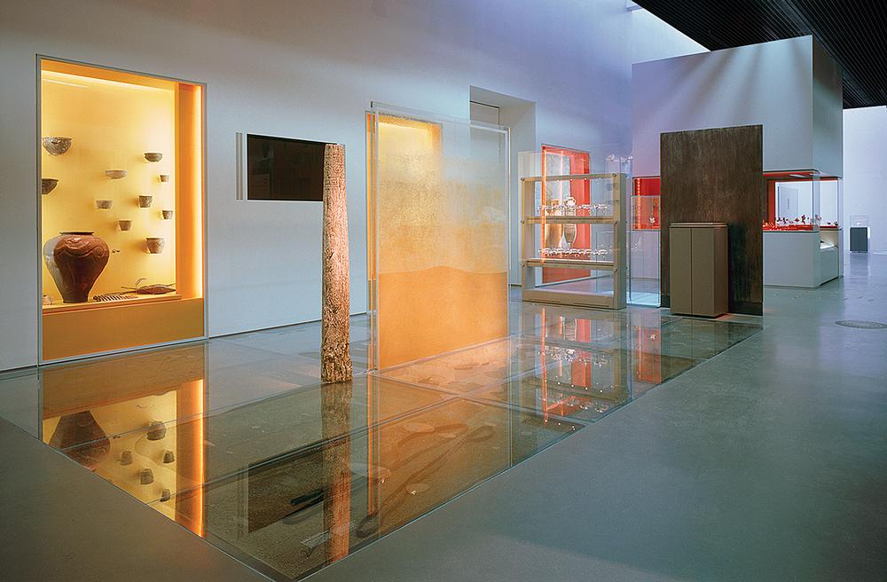 De Portzamparc designed the Museum of Brittany, which opened in Rennes in 2006