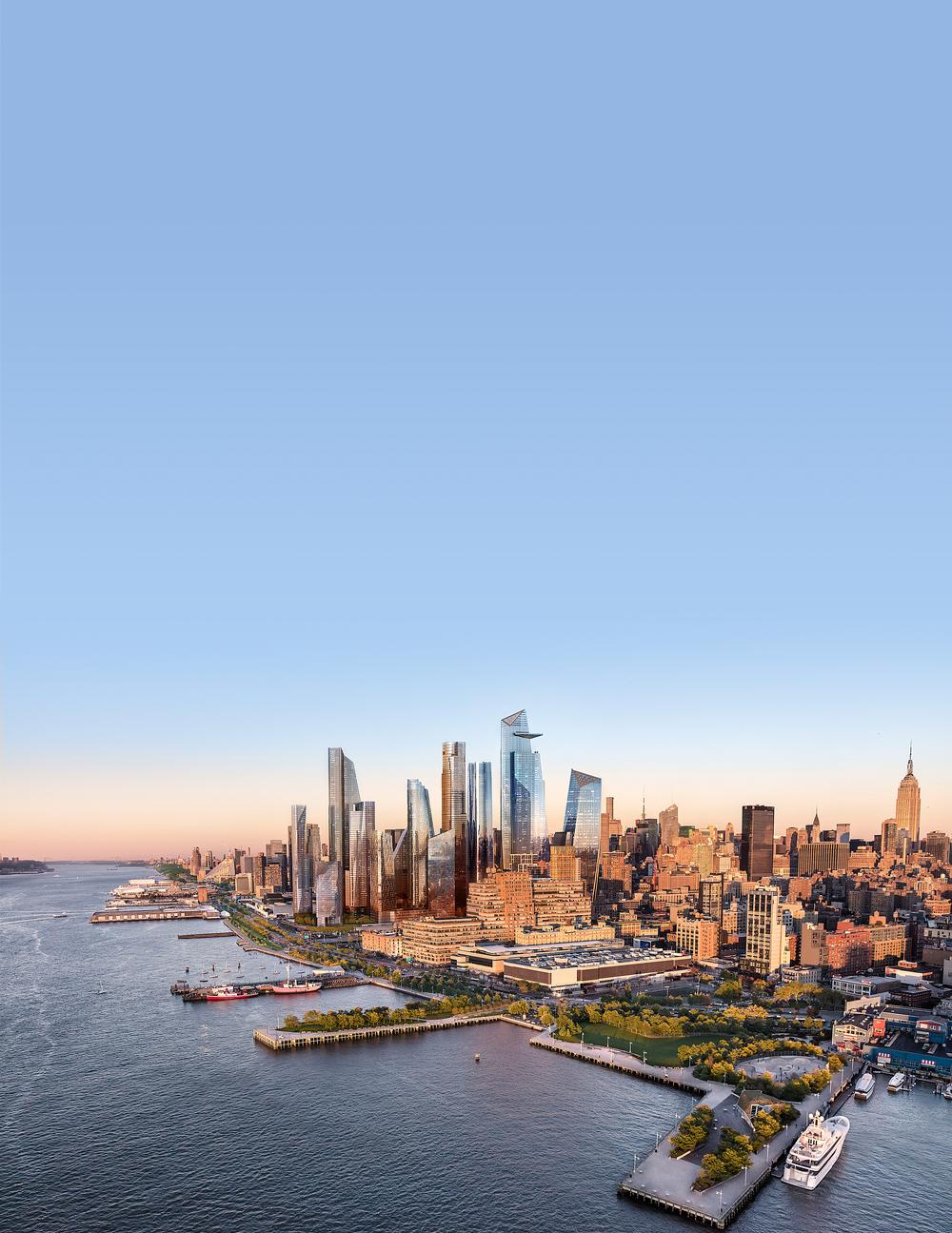 The plan to redevelop Manhattan's west side was a major part of New York's bid to host the 2012 Olympics