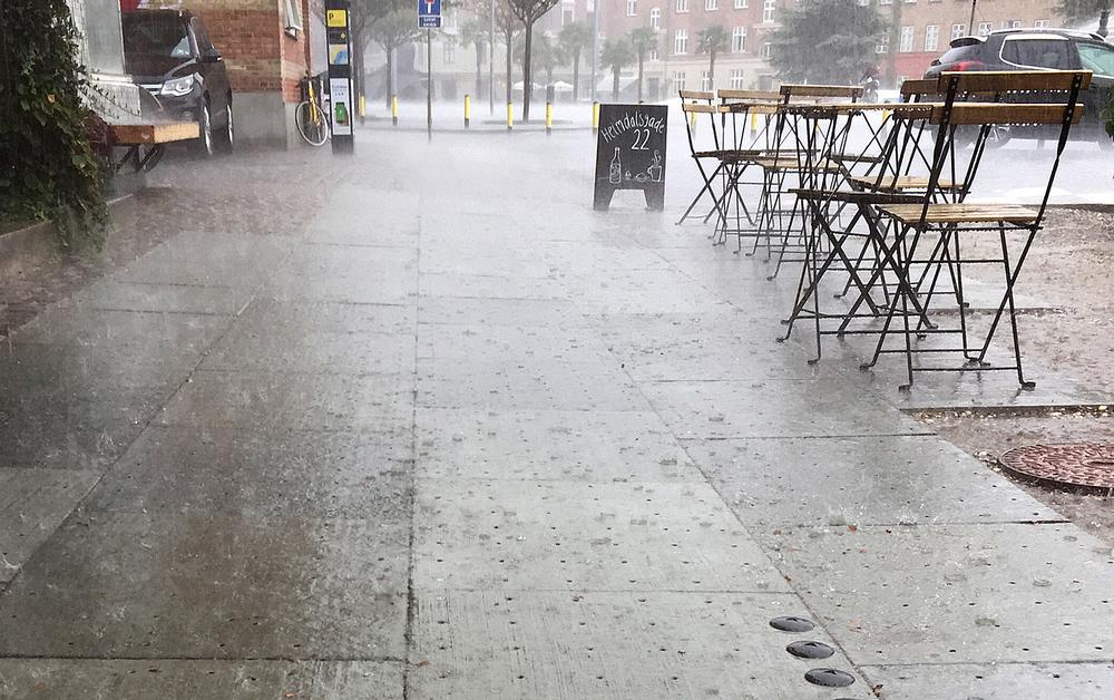 The Climate Tile can be adapted to any large city that experiences heavy rainfall / Photos © Third Nature