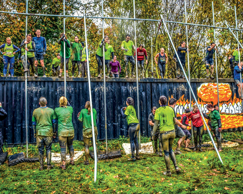 Obstacle Course Racing: Get over it