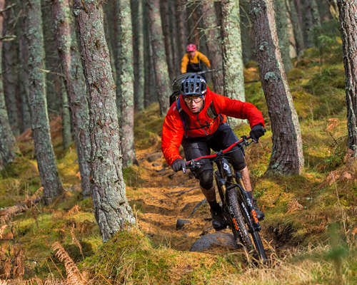 The home of mountain biking