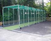 DEM Sports partners with Gratnells to create space saving cricket nets