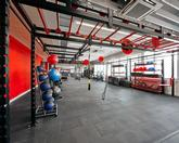 Solent University's brand new Sports Centre receives high performance flooring and functional rig solutions from EXF