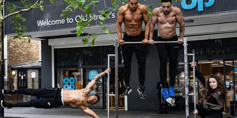 4c4ae883 Co-op and Steel Warriors to create 20 street gyms in fight against knife ...