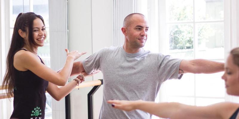 Ten Health opens studio in office building to target sedentary workers
