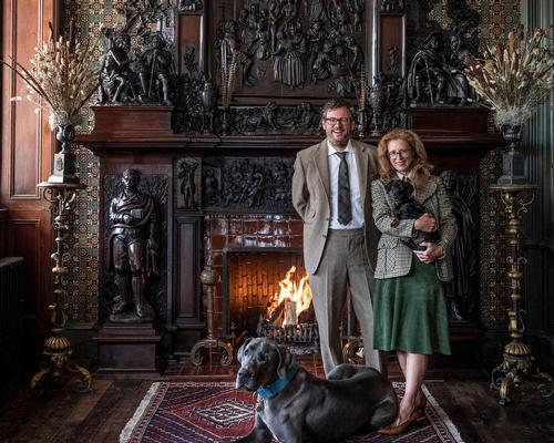 Swiss art power couple Iwan and Mauela Wirth – founders of Hauser & Wirth – have spent two years restoring the inn