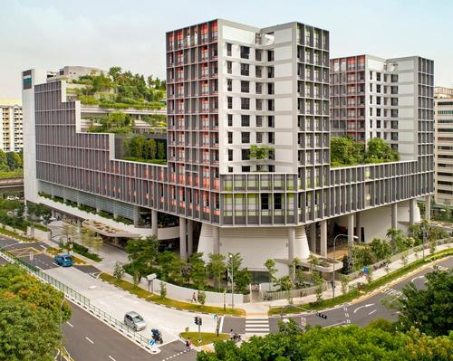 Singapore development named World Building of the Year