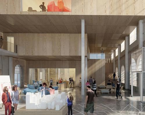 Danish architects Adept win competition for new Berlin City Museum