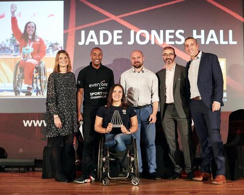 The Sporting Champions initiative supports athletes such as Commonwealth paratriathlon champion Jade Jones-Hall