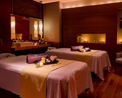 Yu, The Spa by L'Occitane's menu includes five facial and body treatments, all utilising L'Occitane's products with botanical extracts