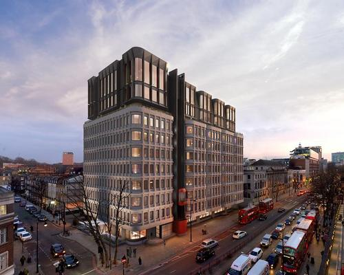 The Standard, London will be the hotel group's first European venue. / Courtesy of The Standard Hotels