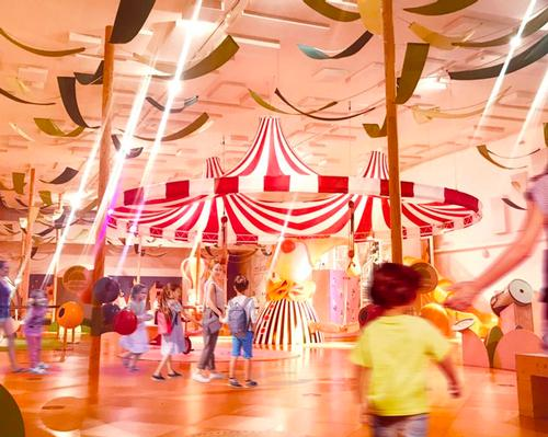 Northern Light reimagines science gallery as a circus