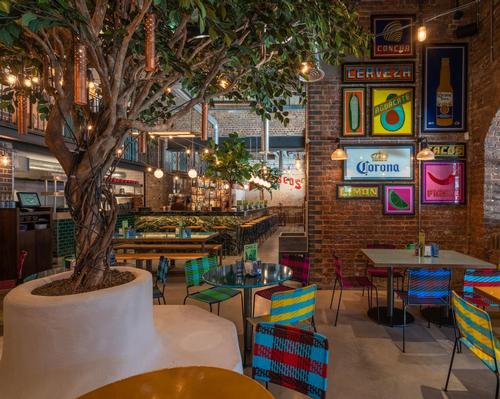 Michaelis Boyd design cantina-style taquerias at Coal Drops Yard