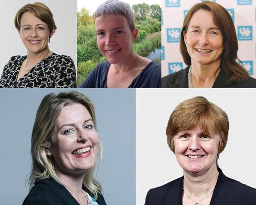(Clockwise from top left) – Tanni Grey-Thompson, Emma Boggis, Ali Oliver, Dr Alison Tedstone and Mims Davies are among industry leaders to react to the findings