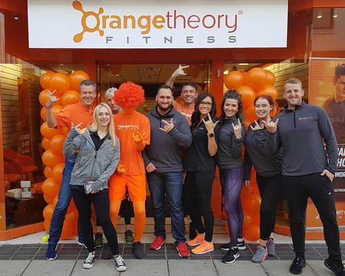 Orangetheory makes northern England debut