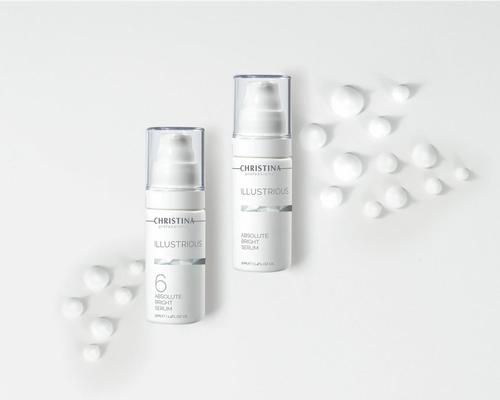 Christina Cosmeceuticals celebrates Illustrious skin whitening system