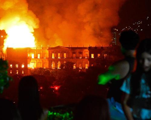 Destroyed Rio National Museum to be rebuilt with help of Mexican experts