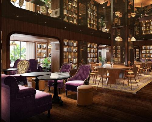 Jacques Garcia transforms former nutmeg plantation into luxury hotel in Singapore