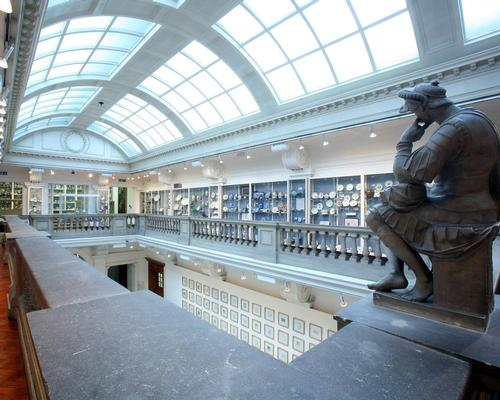 The Glynn Vivian Art Gallery, Swansea / John Weaver Contractors