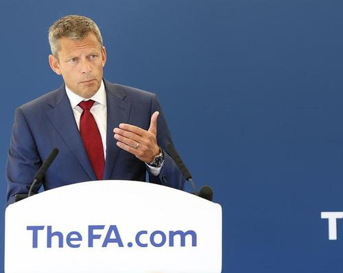 FA chief Martin Glenn resigns – will step down after 2018-19 season