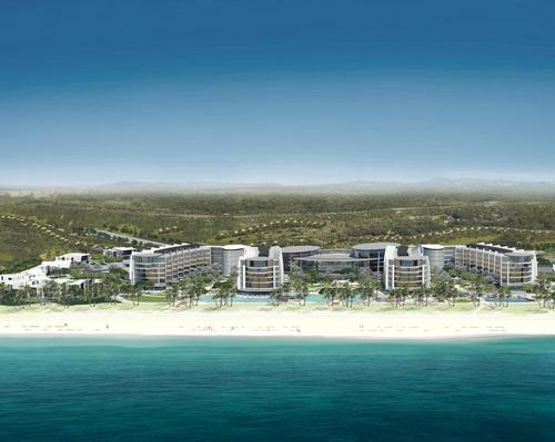 The new venue will also reportedly be Jumeirah's Group's first-ever eco-conscious resort.