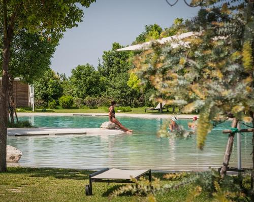 Retreats will be held at resorts across Europe including Furnirussi in Puglia (pictured) and il Borro in Tuscany