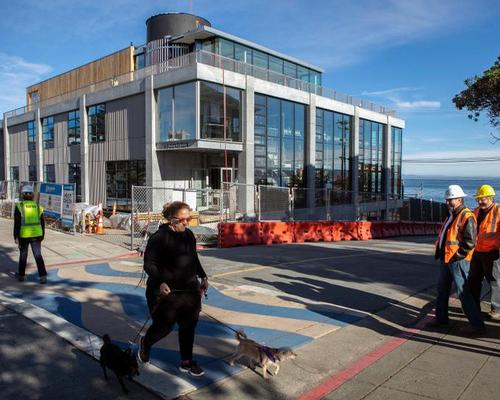 Monterey Bay Aquarium close to finishing US$42m education centre