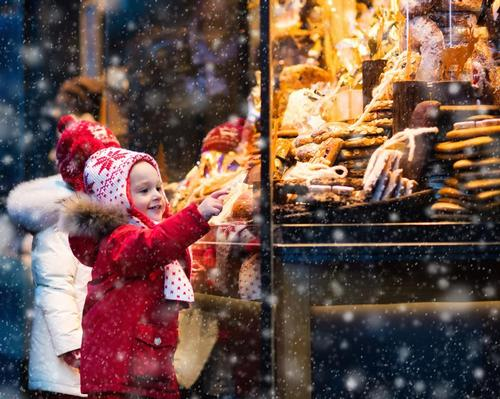 The UK's Christmas markets remain a draw for many domestic visitors
