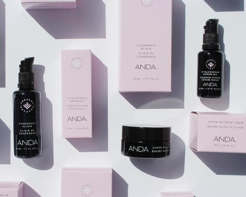Kerstin Florian International launches ANDA skincare line in memory of Charlene Florian