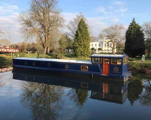 Set in a traditional riverboat on the River Thames, the Floating Spa at the Monkey Island Estate is set to open in February 2019.