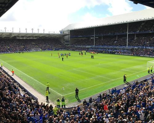The project to move to a new stadium includes plans to create a community-led legacy at Everton's current home Goodison Park.