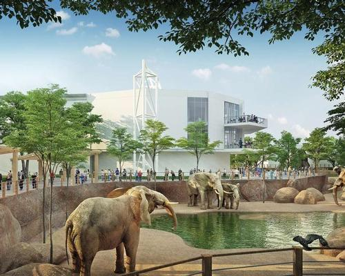 Zoo Atlanta on course to open major expansion in Q3 2019