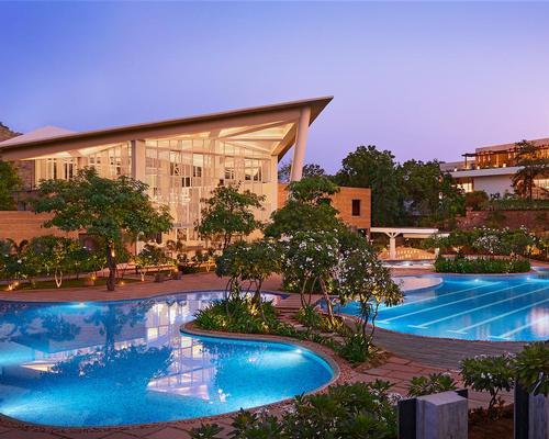 New Taj hotel includes 15,000sq ft spa