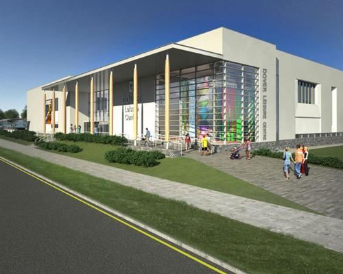 £26m Dover leisure centre to open in February