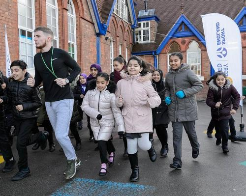 Daily Mile could be introduced in all primary schools in England following £1.5m grant