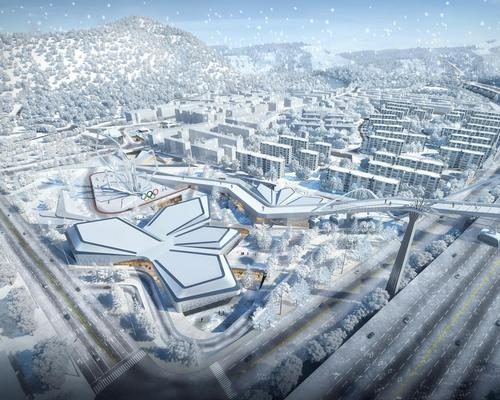 The architects said the new city plan will synthesise the