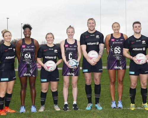 Saracens Rugby Club acquires stake in Superleague netball team Mavericks