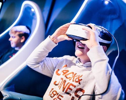 Immotion VR centre opens in Wembley Park