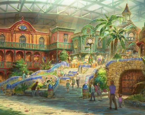 Studio Ghibli theme park moves towards 2022 opening