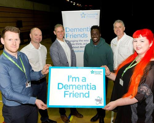 GLL to make its leisure centres more accesible for people with dementia – staff to be trained up as 'Dementia Friends' @gll_uk @better_uk @DementiaFriends @alzheimerssoc #Dementia