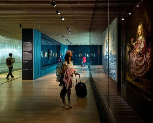 Rijksmuseum gallery set for relaunch at Amsterdam Airport