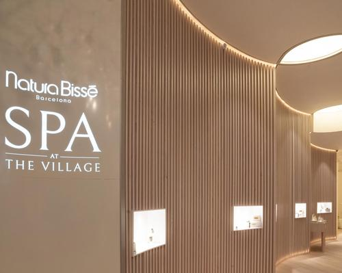 Natura Bissé opens inaugural spa at Westfield London