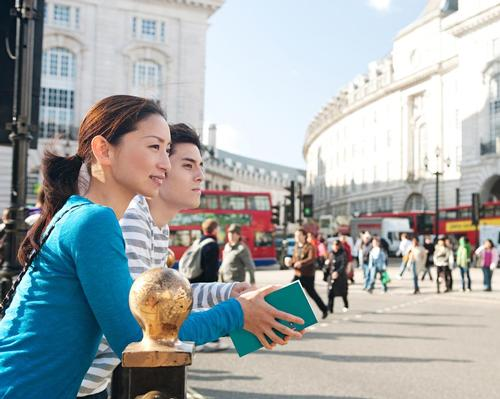 Spending by Japanese visitors in the UK is expected to reach £285m this year, up from £250m in 2017
