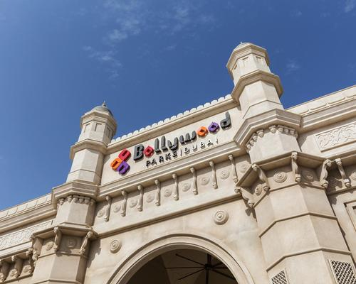 DUbai Parks and Resorts includes the Bollywood theme park in Dubai / Shutterstock