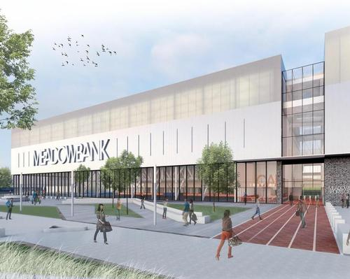 Work begins on Edinburgh's £47m Meadowbank Sports Centre
