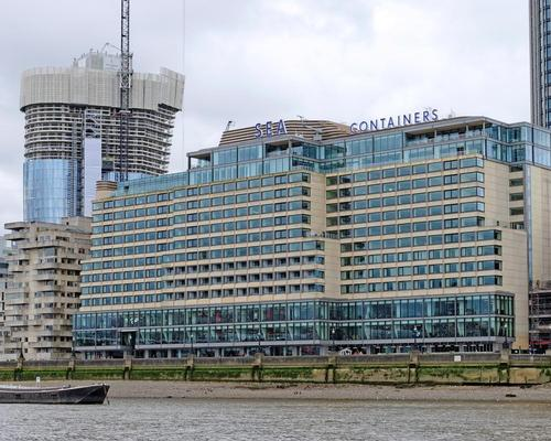 Mondrian London rebranded as Sea Containers London following Lore Group acquisition