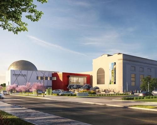New plans released for Sacramento's Powerhouse Science Center