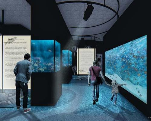 New aquarium to open in Montonegro in 2020